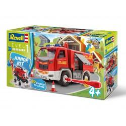 Junior Kit auto 00804 - Fire Truck (1:20)