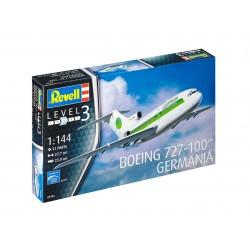 Plastic ModelKit letadlo 03946 - Boeing 727 (1:144)