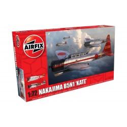 """Classic Kit letadlo A04060 - Nakajima B5N1 """"Kate"""" (1:72)"""
