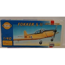 "Fokker S 11 ""Instructor"" 1:48"