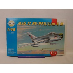 Mig 17 PF / PFU 1:48