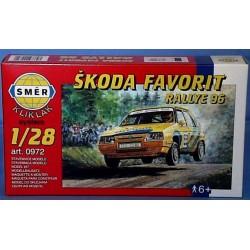 Škoda Favorit Rallye 96 1:28