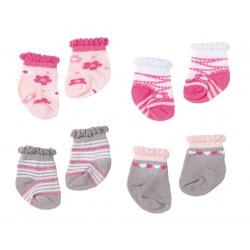 BA Ponožky, 2 druhy