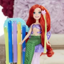 DPR Bábika s extra dlhými vlasmi a doplnky (Ariel/Locika ASST)