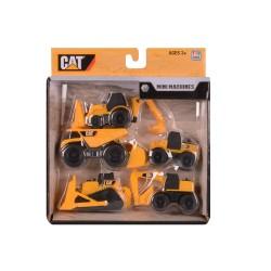 CAT Stavebné stroje 5ks