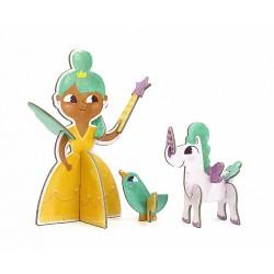 3D Puzzle - Princess