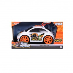Tancujúci auto - VW Beetle