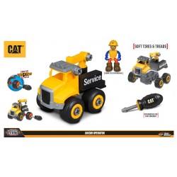 CAT stavebnice - servisné vozidlo