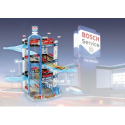 Bosch garáž - 4 poschodia