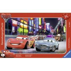 Závody áut v Japonsku 15d