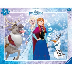 Disney Ľadové kráľovstvo 30-48 dielikov
