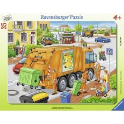 Odvoz odpadu 35d