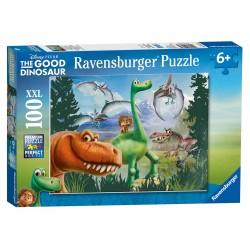 Disney Dobrý Dinosaurus Dobrodružstvo 100 XXL dielikov