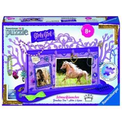 Šperkovnice kôň 3D 108d