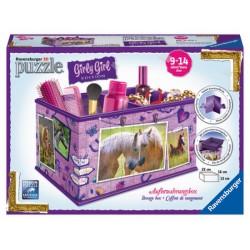 Úložná krabica Kôň 3D 216d