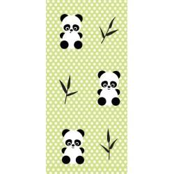 Propiska se stylusem - pandy