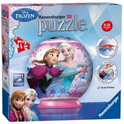 Disney Ľadové kráľovstvo puzzleball 72 dielikov