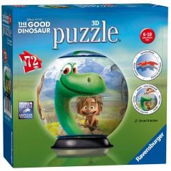 Disney Dobrý Dinosaurus Puzzleball 72 dielikov
