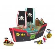 Pirátska loď Playset