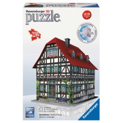 Stredoveký dom 3D 216d