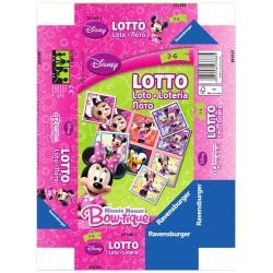 Disney Myška Minnie Lotto