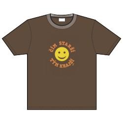 EGO tričko Čím starší