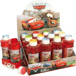 Bublifuk WD Cars 300 ml (displej 12 ks)