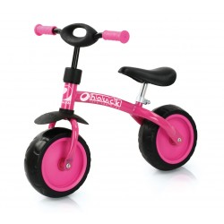 Prvý bicykel Super R0 - ružový