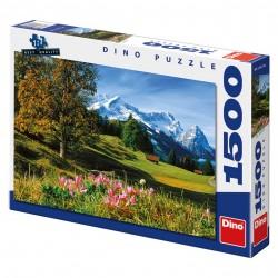 Bavorské Alpy 1500D