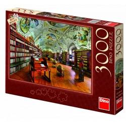 Strahovská knižnica 3000D