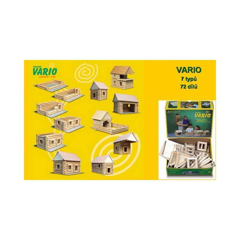 Obrázok WALACHIA Vario 72 dielikov