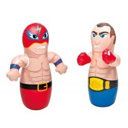 Boxovacie vrece figúrky zápasníkov
