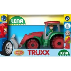 Truxx traktor v okrasnej krabici