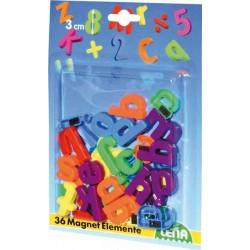 Magnetické písmená malé, 30 mm
