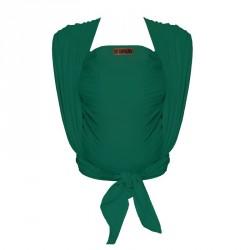 ByKay šátek WOVEN WRAP DeLuxe Forest Green (vel. 7)