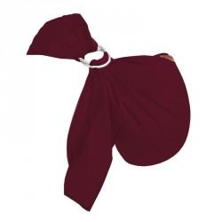 ByKay šátek RINGSLING Classic Berry Red