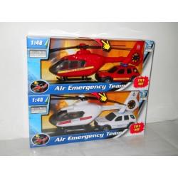 1:48 záchranári auto a vrtuľník 2ass