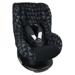 Dooky potah na autosedačku Seat Cover Group1 Black Tribal