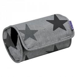 Dooky Arm Cushion Grey Stars