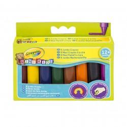 Moje první Crayola silné voskovky 8 ks
