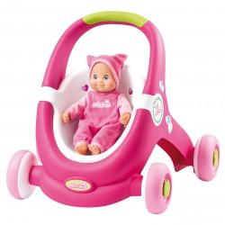 Minikiss Baby Walker 2v1