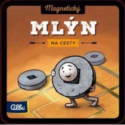 Magnetické hry na cesty - Mlýn