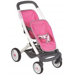 Športový kočík pre bábiky dvojčatá Maxi Cosi