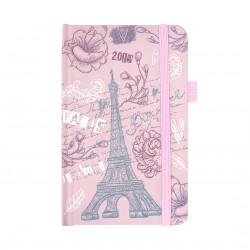 Vreckový diár - Eiffelova veža