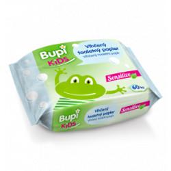 Bupi KIDS vlhčený toaletný papierZdieľajte