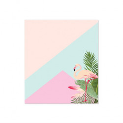 Samolepící bloček - tropický