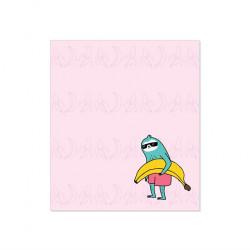 Samolepící bloček - lenochod