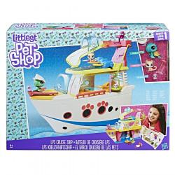 LPS Hrací set - výletná loď sa 3 zvieratkami