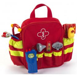 Zdravotnický záchranářský batůžek s vybavením