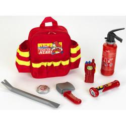 Hasičský záchranársky batôžtek s vybavením